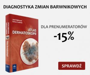 Atlas dermatoskopii - Wydawnictwo Czelej